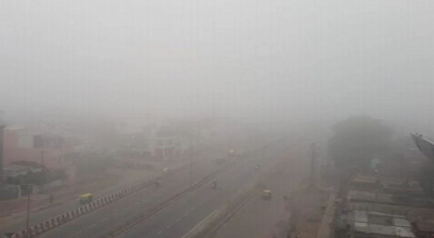 Wednesday was the coldest day in Haridwar.