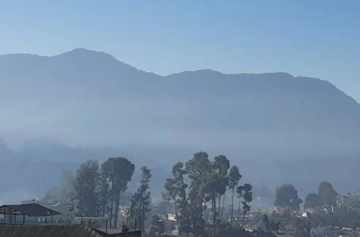 Dehradun wrapped in fog, weather later cleared