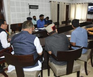 Chief Minister Dhami took information from Kumaon Commissioner Sushil Kumar about the damage caused by heavy rains in village Jumma of Dharchula Tehsil Pithoragarh through virtual medium.