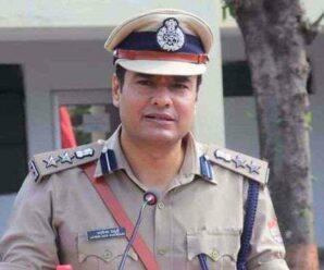 Big Breaking:- The new SSP of Rajdhani Doon took charge.