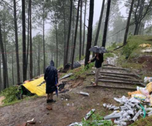 Four persons died due to incessant rain in Uttarakhand, Union Home Minister Amit Shah took information from the Chief Minister